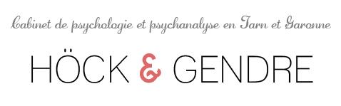 Cabinet de psychologie et psychanalyse GENDRE et HÖCK